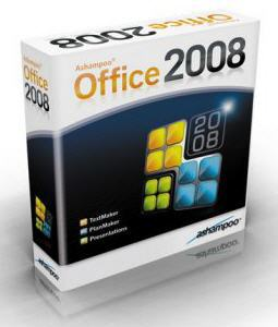 Ashampoo Office 2008 v3.00 multilanguage