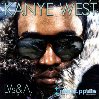Kanye West - LVs & Autotune 3 - Mixtape Evolution (2009)