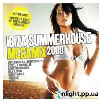 Ibiza Summerhouse Megamix 2009 (2CD)