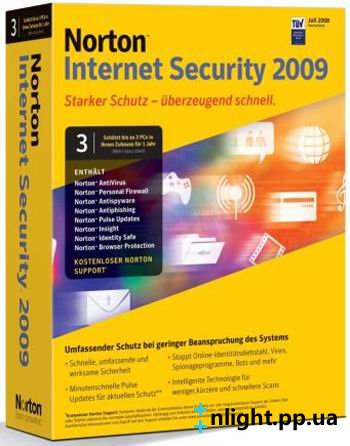 Norton Internet Security 2009 Full Rus