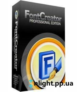 FontCreator Pro v6.0 build 106