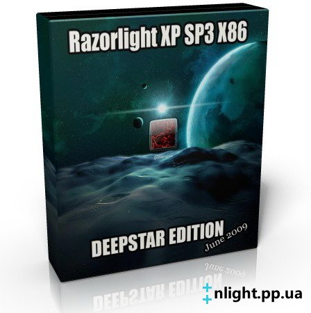 Razorlight XP SP3 X86 DEEPSTAR EDITION