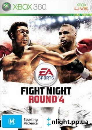 Fight Night Round 4 (2009/RUS/XBOX360)